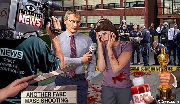Do Americans Live In A False Reality Created By Orchestrated Events