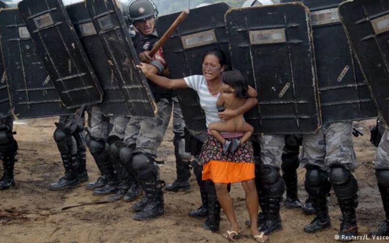 The Deadly Price Of Environmental Activism – 991 Activists Were Murdered in 35 Countries Between 2002 and 2014