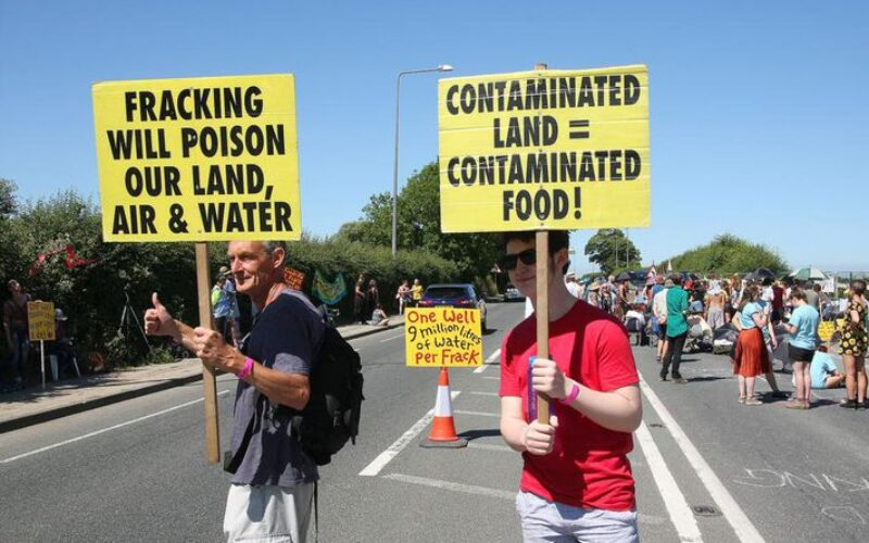 Taxpayers To Fund System To Remove Radiation In Water After Feds Fracking Cover Up Exposed