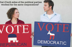 What If Both Political Parties Worked For The Same Federal Reserve Bank and Corporations?