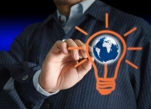 LED lightbulbs are earth-friendly