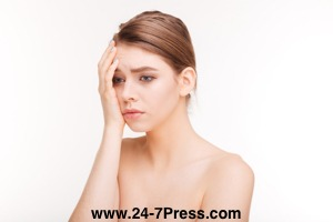 depressed woman - www.24-7Press.com