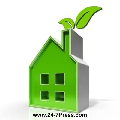 Eco-friendly homes