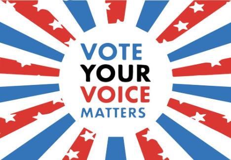 Vote Your Voice Matters (VYVM) campaign