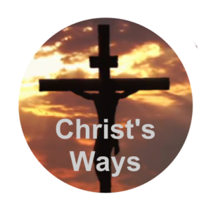 ChristsWays.com helps families reinforce the teachings of Jesus Christ through movies, books and apparel.