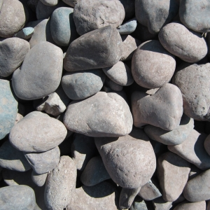 Three Inch To Eight Inch River Rock