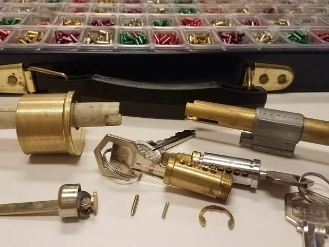 Services - Key Locks