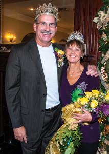 King Adam XXIX: Mr. Joseph M. Leimkuhler and Queen Eve XXIX: Mrs. Stephanie Leimkuhler