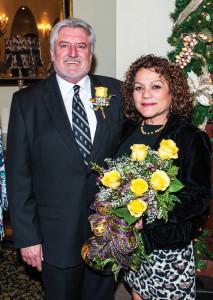 Duke: Mr. Ernest U. Cleland and  Maid: Mrs. Tiffany Cleland