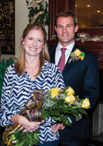 Maid: Mrs. Ginny Skaer and Duke: Mr. Matthew R. Skaer