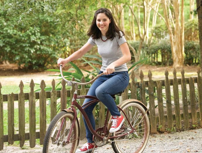 on-bike