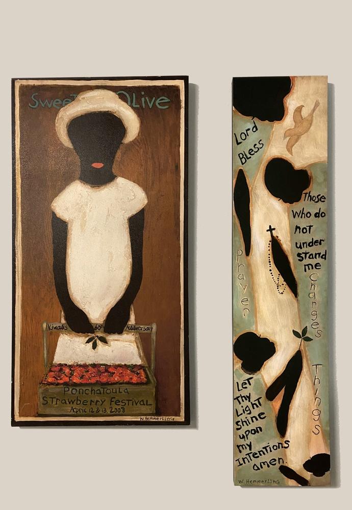 Ponchatoula Art Bill Hemmerling