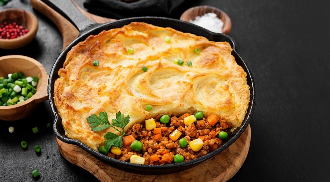 Irish Shepherd's Pie Recipe