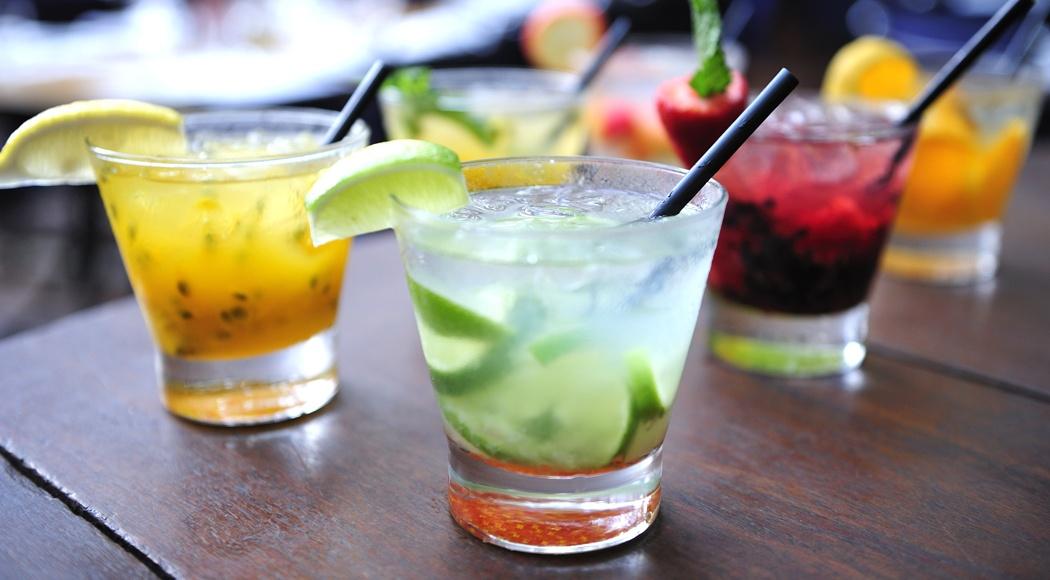 April Cocktails Fruity