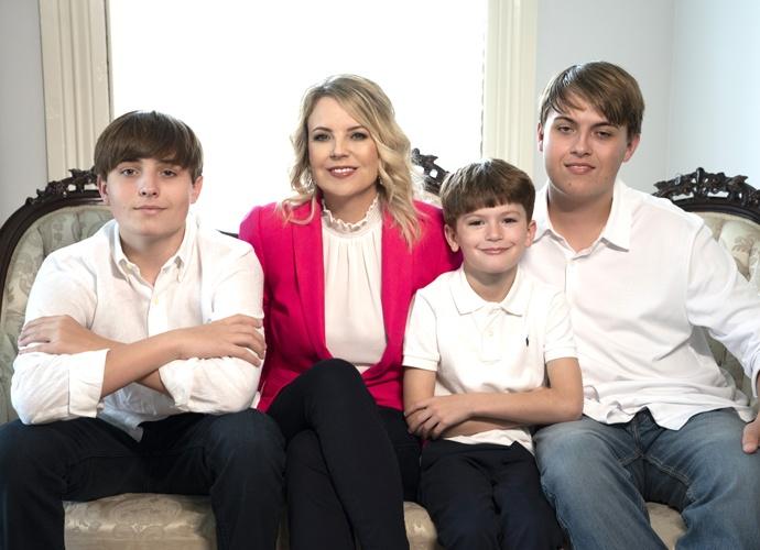 Angela Cox Williams Family