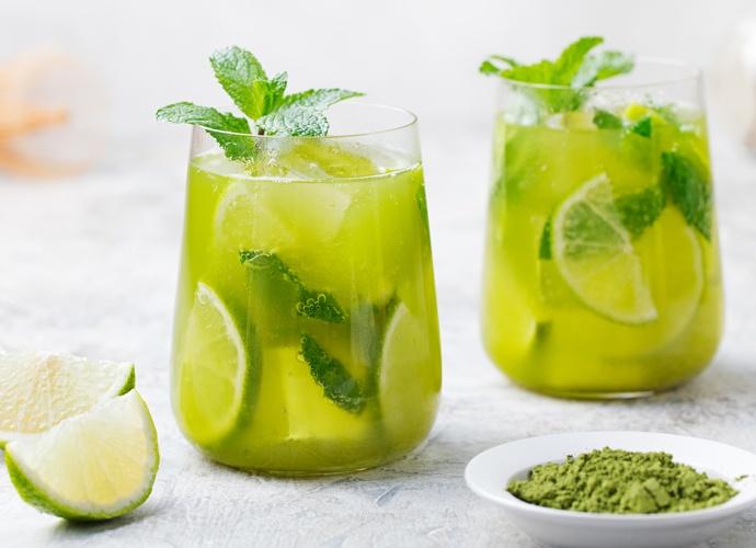 April Cocktails Lime