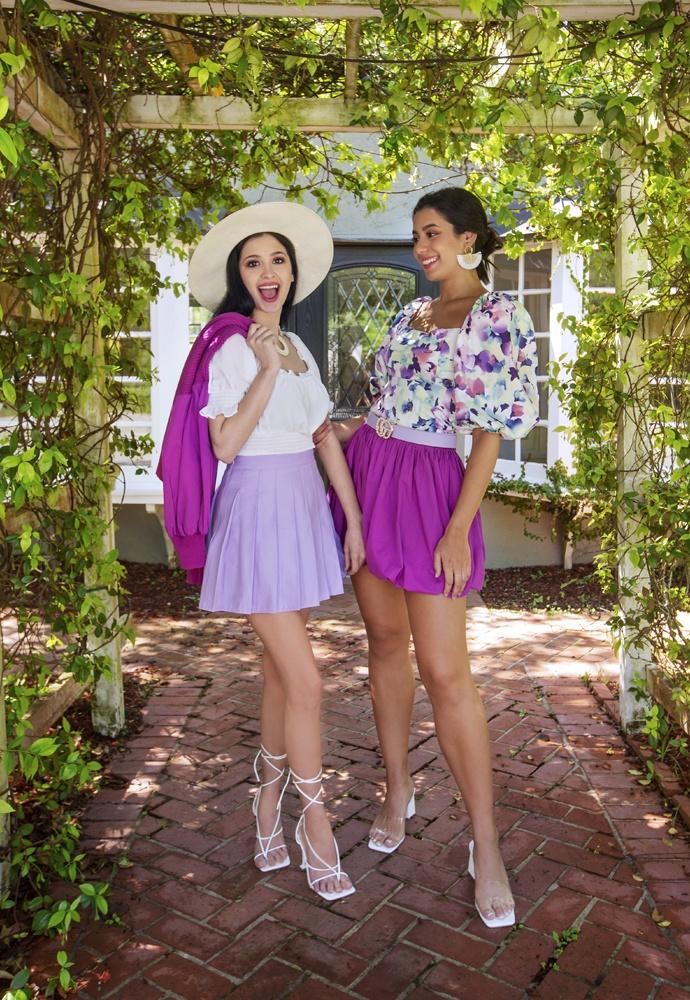 Spring Fashion Floral