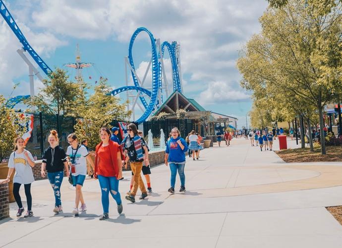 OWA Roller Coaster