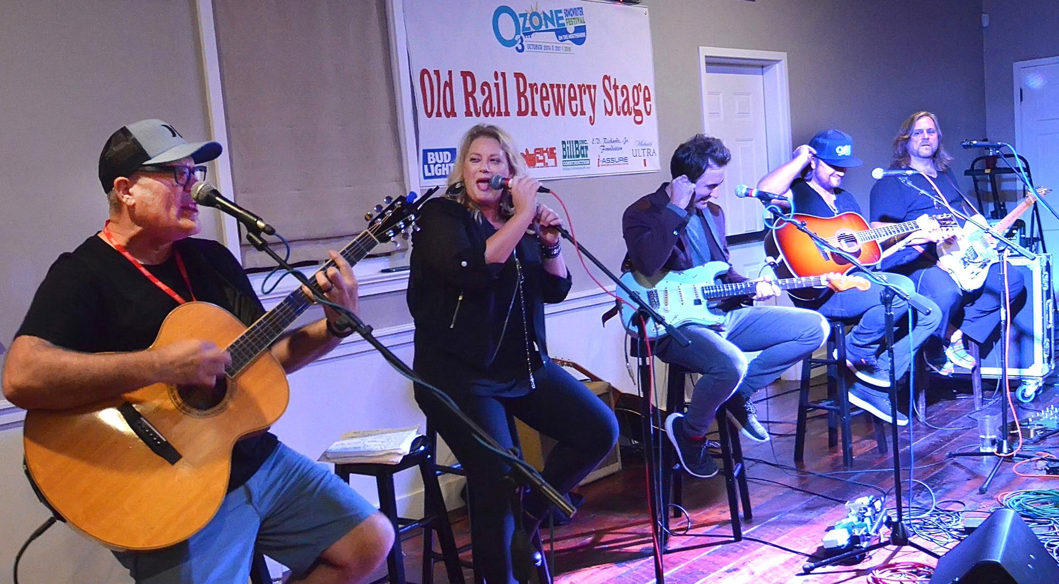 Ozone Songwriter Festival