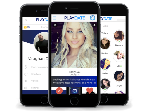 PLAYDATE: DATING APP