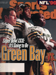 SI knew before the season begun how good the Packers would be