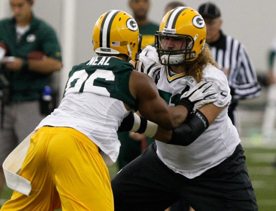 Mike Neal and Josh Sitton