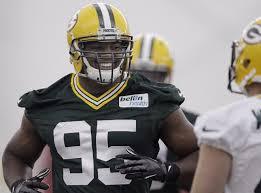 Packers Datone Jones defensive end