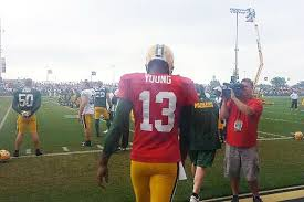 Vince Young, Packers