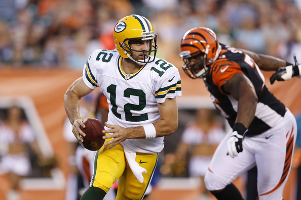 PACKERS FOOTBALL FRIDAY: One More Swing