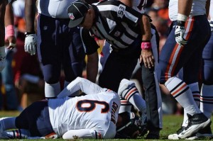 With Jay Cutler going down to injury, the Bears are now staring at missing the playoffs for the third straight year.