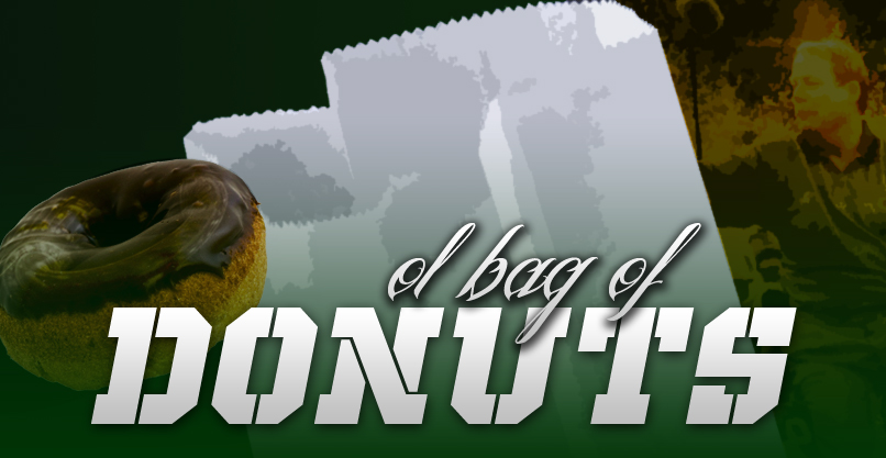 Ol Bag of Donuts Packers Podcast