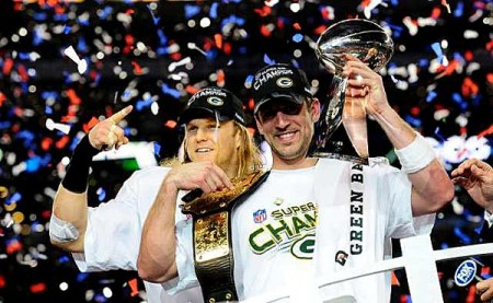Green Bay Packers will win the Super Bowl