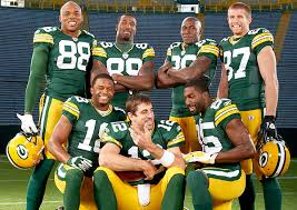 Even during Rodgers' MVP breakout season he made sure Sports Illustrated focused on his Packers teammates.