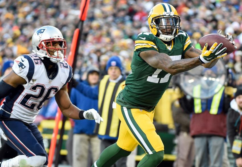 Packers vs Patriots in 3...2...1...