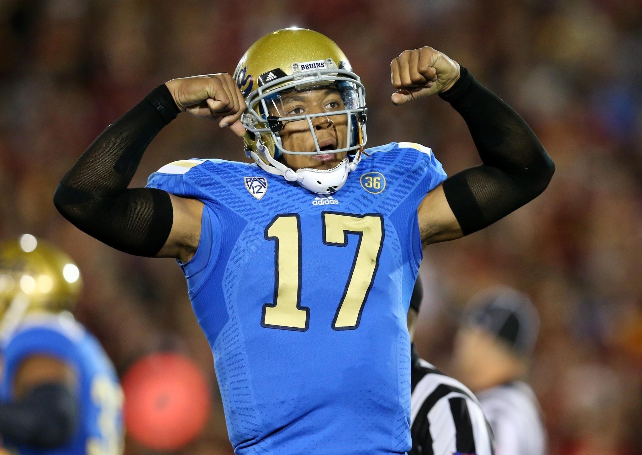 BREAKING: Green Bay Packers select Brett Hundley, QB, UCLA, 147