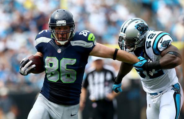 Seahawks Zach Miller