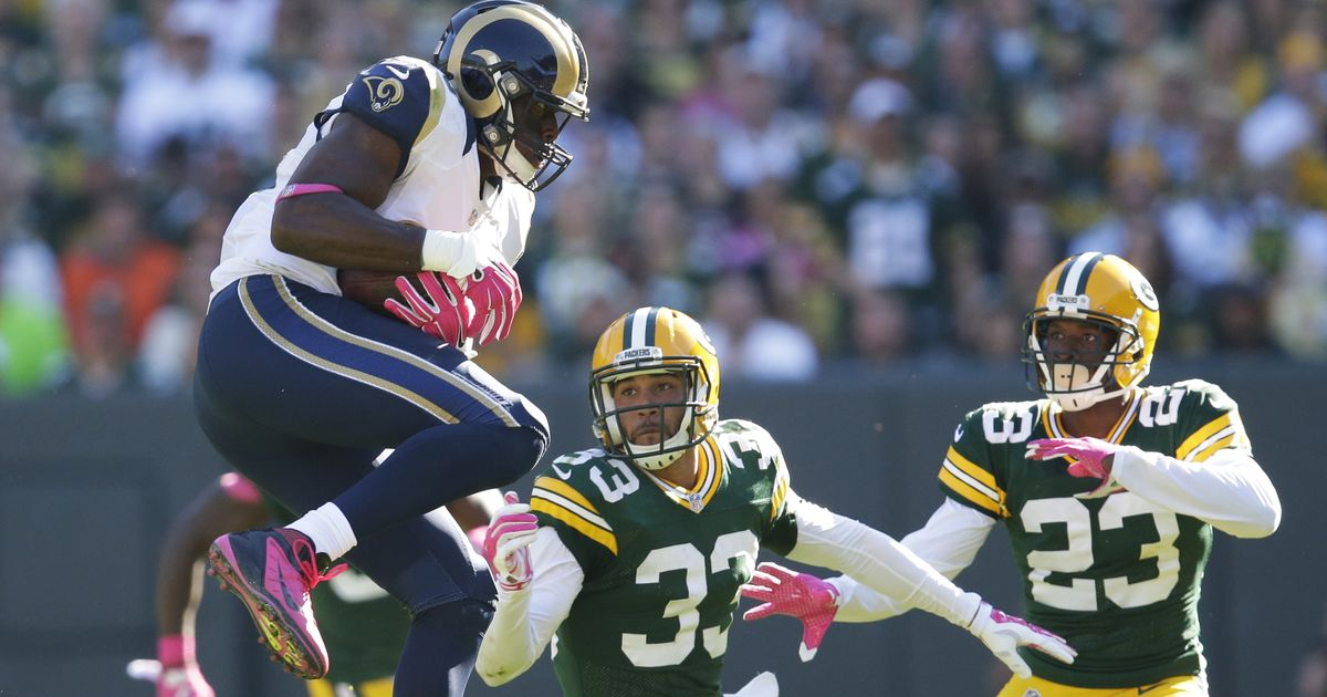 Cook Signing Telling for Packers, Thompson
