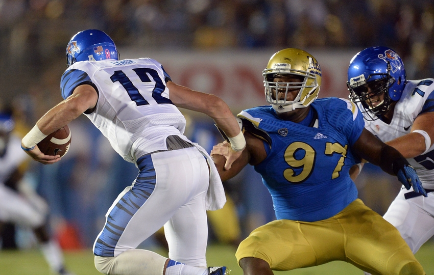 BREAKING: Green Bay Packers select Kenny Clark, DL, UCLA, 27