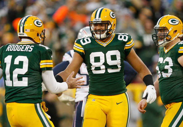 Richard Rodgers to Remain a Vital Part of Packers Offense