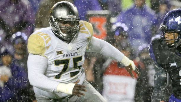 The Tale of the Tape: Andrew Billings, DT, Baylor