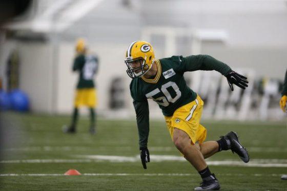 Packers ILB Blake Martinez
