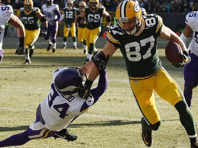 Packers WR Jordy Nelson