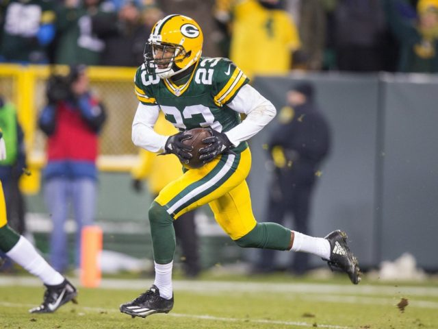 Packers CB Damarious Randall