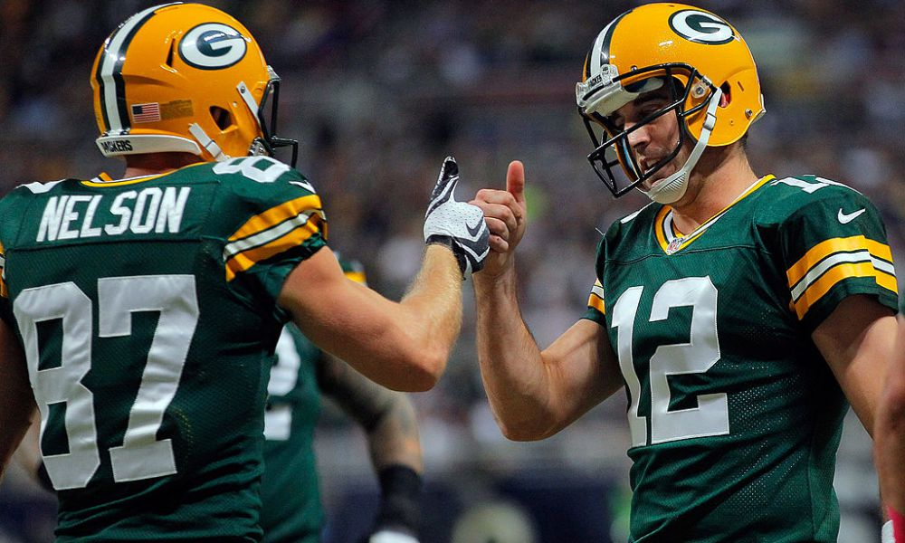 End of the Road for Packers Jordy Nelson