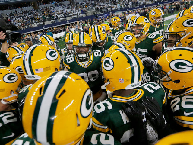 The Green Bay Packers look to have a dominant 2017 season.