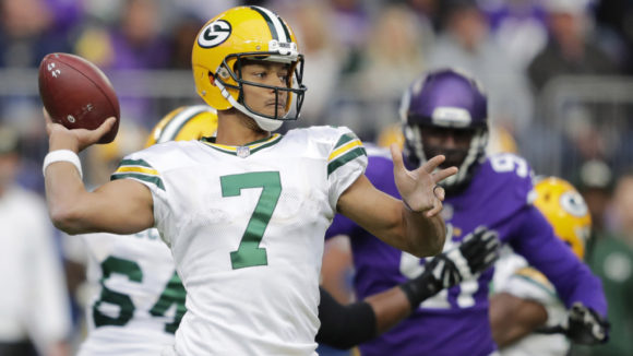 Can Brett Hundley Get Packers' Season Back on Track?