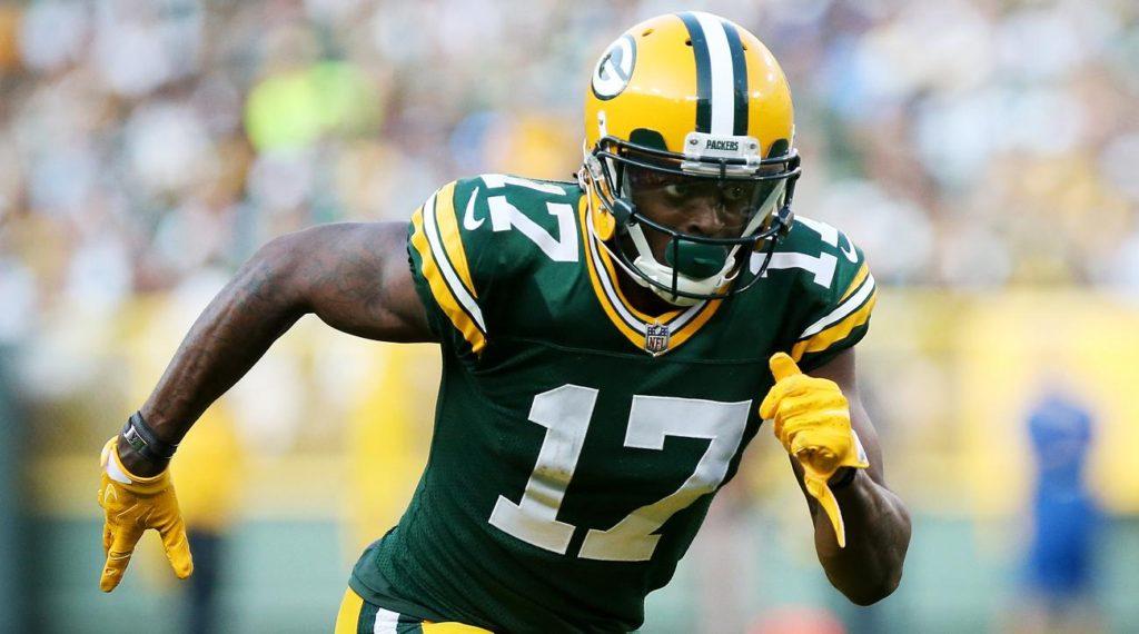 Packers' WR Davante Adams