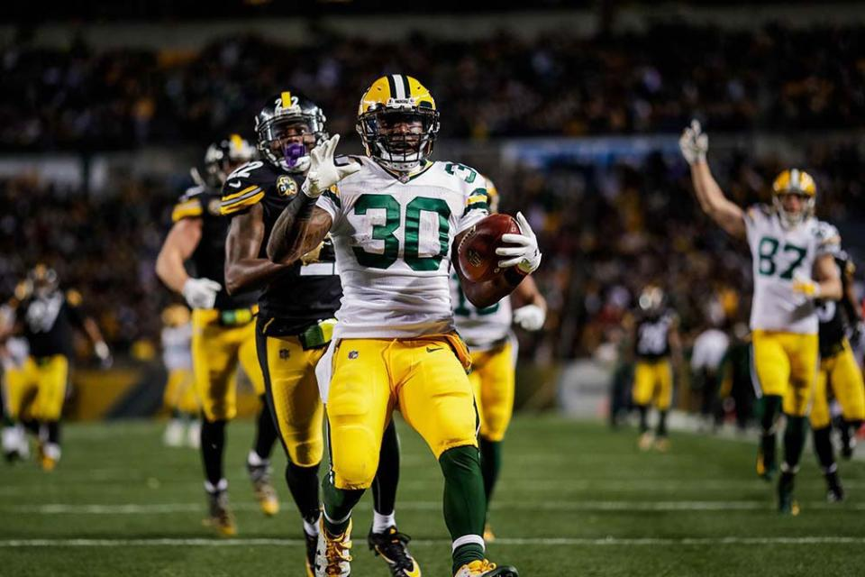 Jamaal Williams Will Emerge As Packers Number One Running Back