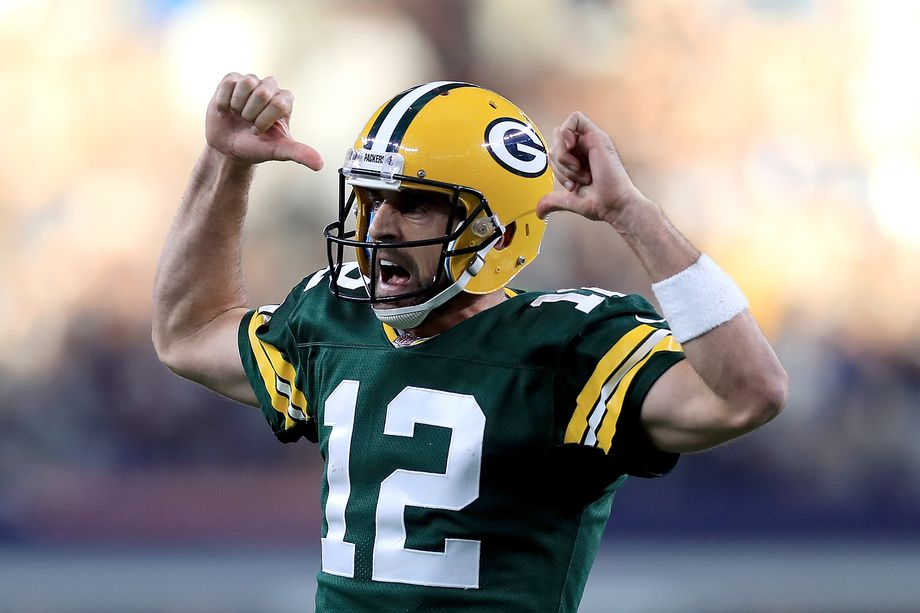 Aaron Rodgers 2017 Highlights (Video)