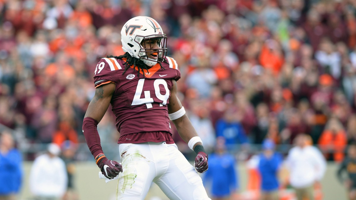Draft Prospect Tremaine Edmunds Fills A Need Of Edge Rusher